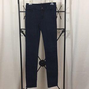 Kelly Wearstler Blue Jeans Skinny Tall Size 28x36